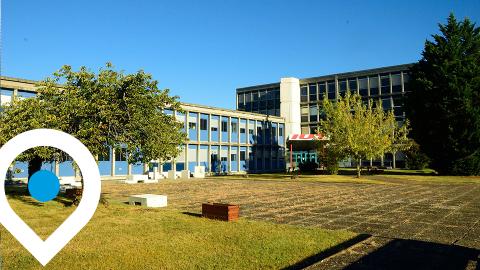 Campus Périgord ©université de Bordeaux