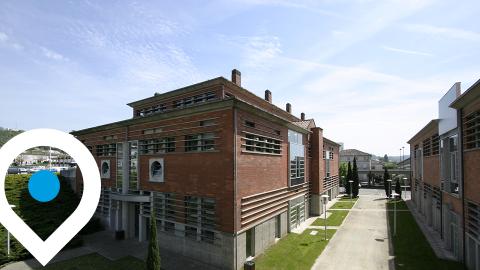 Campus d'Agen site du Pin © Université de Bordeaux